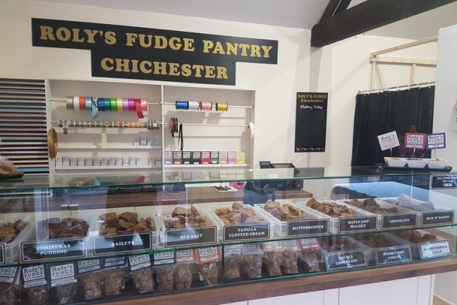 Roly's Fudge Chichester