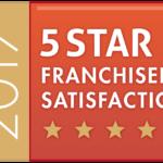 Best Franchise Awards 5 Star