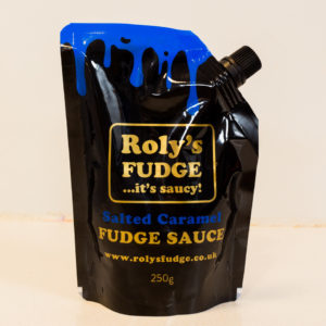 Fudge Sauce - Salted Caramel