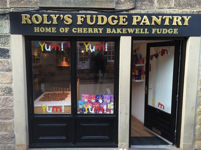 Roly S Fudge Bakewell Roly S Fudge