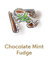 Buy online Chocolate Mint fudge