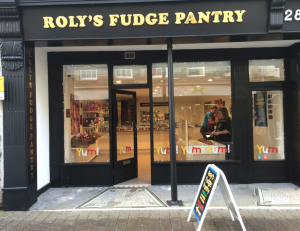 Roly's Falmouth - outside