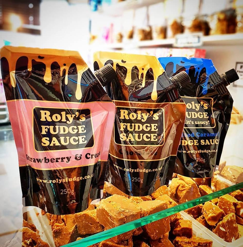 Roly's Fudge Sauce