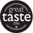 Great Taste 2016 1 star