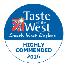 Hot Cross Bun Fudge - Taste of the West Highly Commended