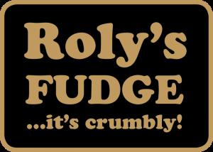 Roly's Fudge logo