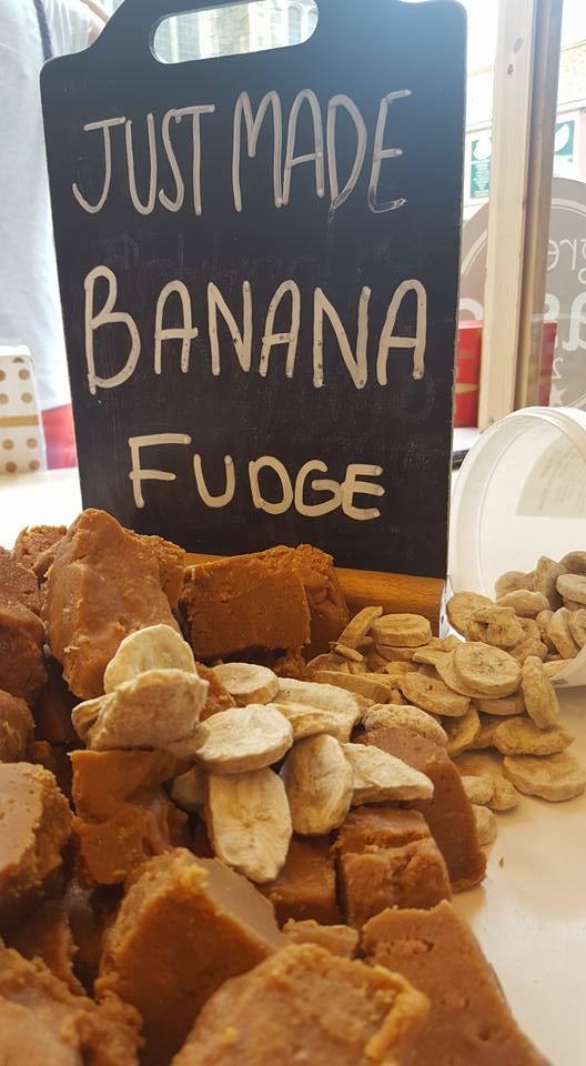 Newquay - Banana Fudge