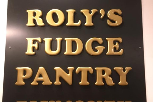 Roly's Fudge Plymouth