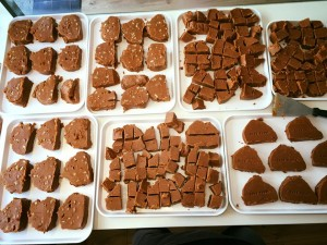 Polperro fudge types