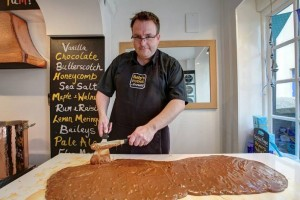 polperro making fudge