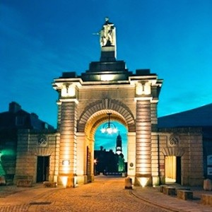 Royal William Yard Christmas Market