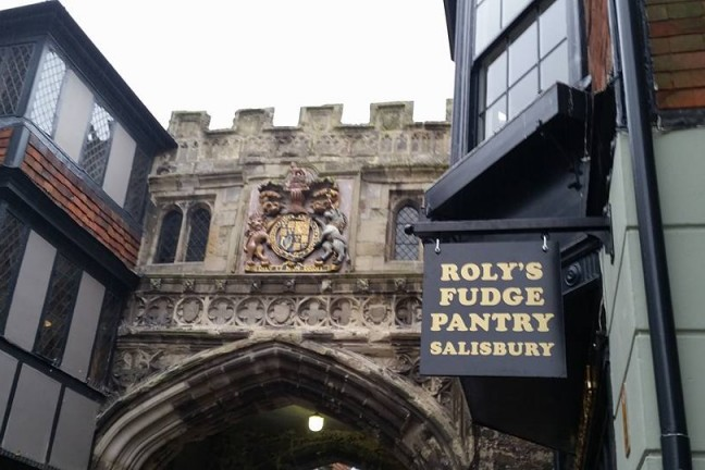 Salisbury Shop Roly's