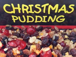 Salcombe - Christmas Pudding