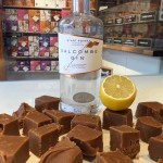Salcombe Gin and Lemon Fudge
