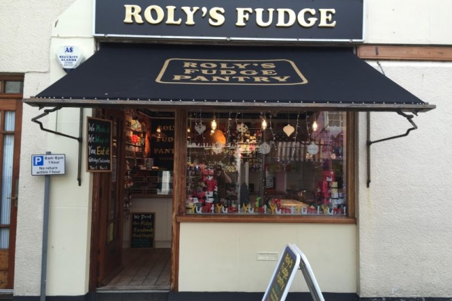 Roly's Fudge Salcombe