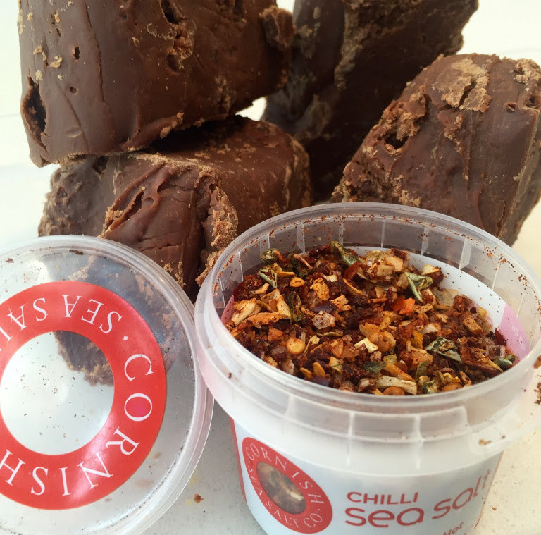 Falmouth - Salted Chilli Chocolate