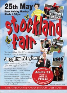 Stockland Fair 2015