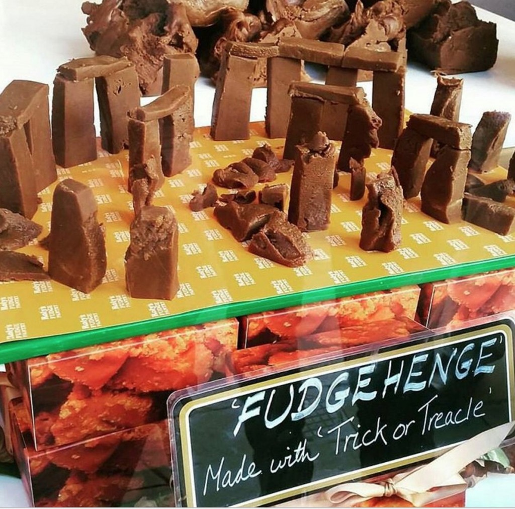 Fudgehenge - Trick or Treacle