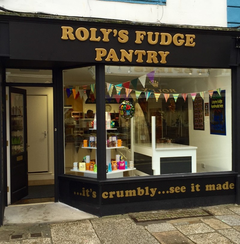 Roly's Fudge Truro