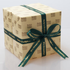 1kg fudge box