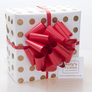 600g fudge box