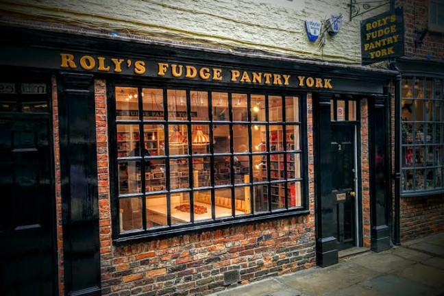 Roly's Fudge York