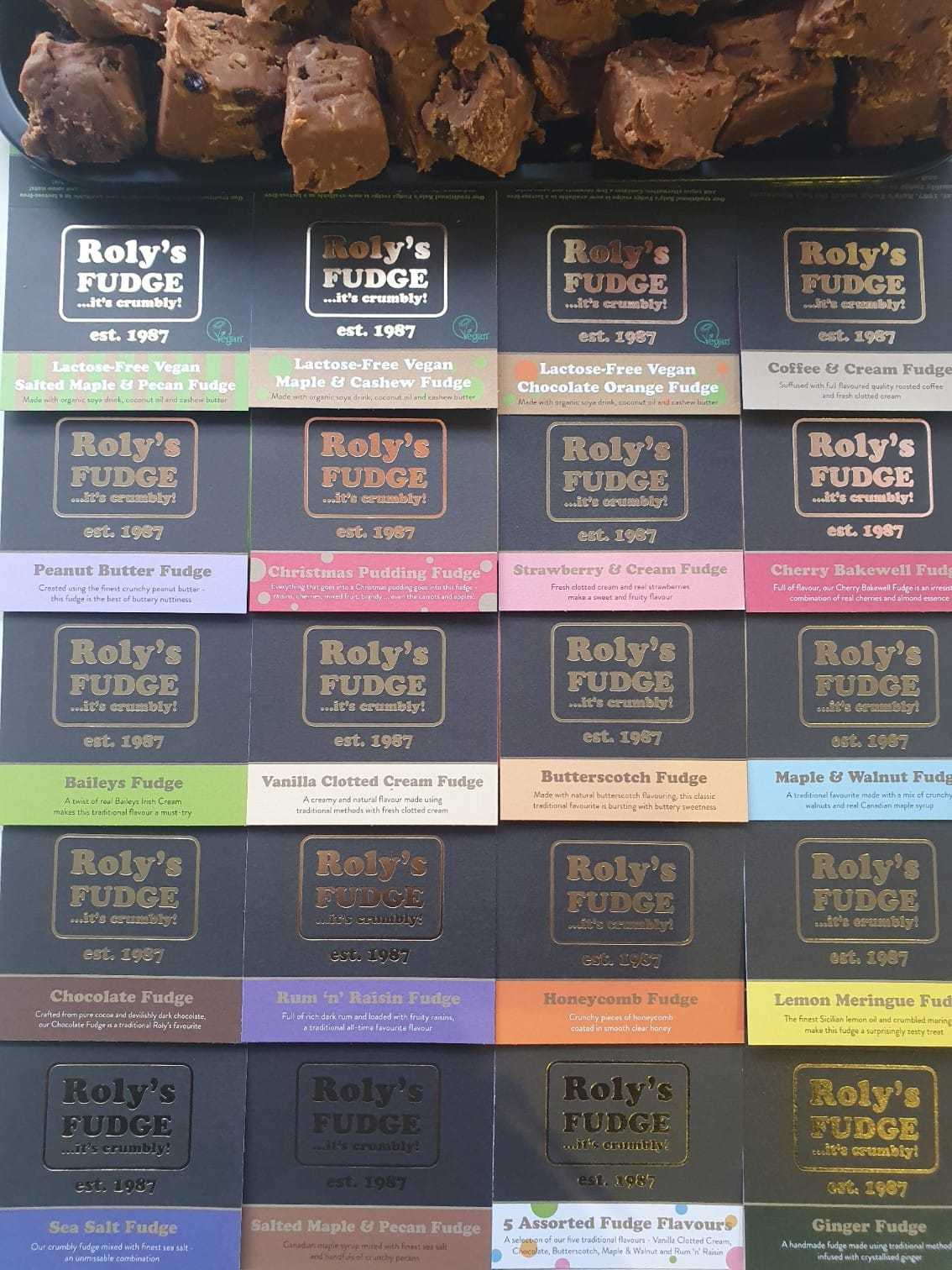 Roly's Fudge Windsor