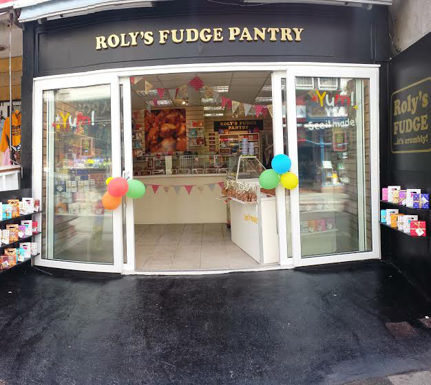 Roly's Fudge Newquay