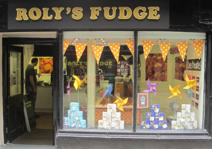 Roly's Fudge Chester