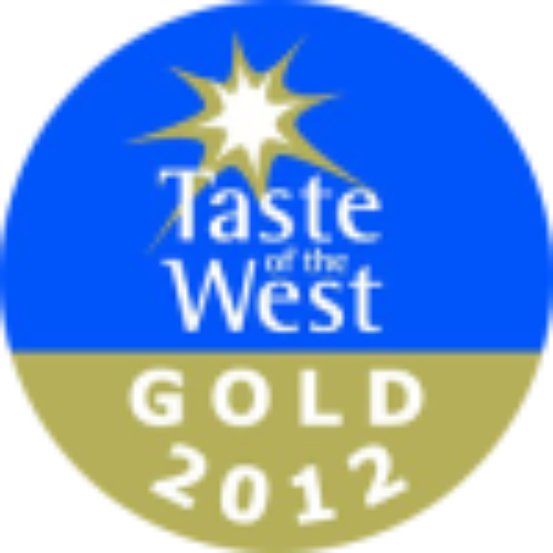 Taste of the West Gold 2012 - Sea Salt - Roly's Fudge