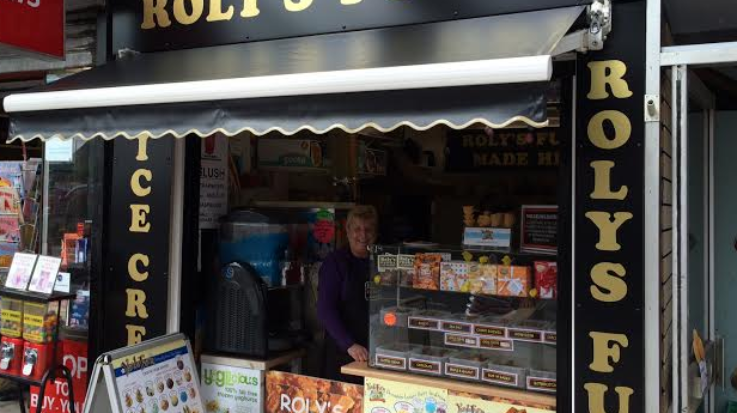 Roly's Fudge Paignton