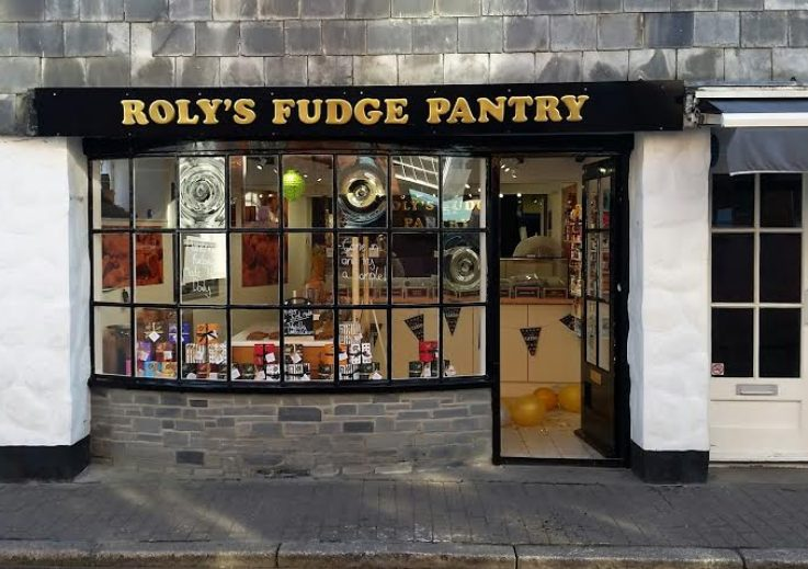 Roly's Fudge Padstow