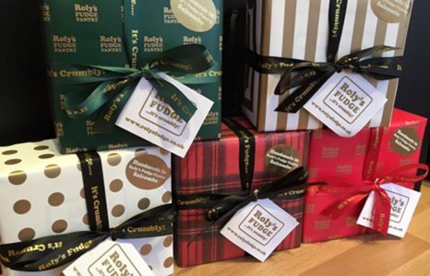 Christmas Boxes - Salcombe
