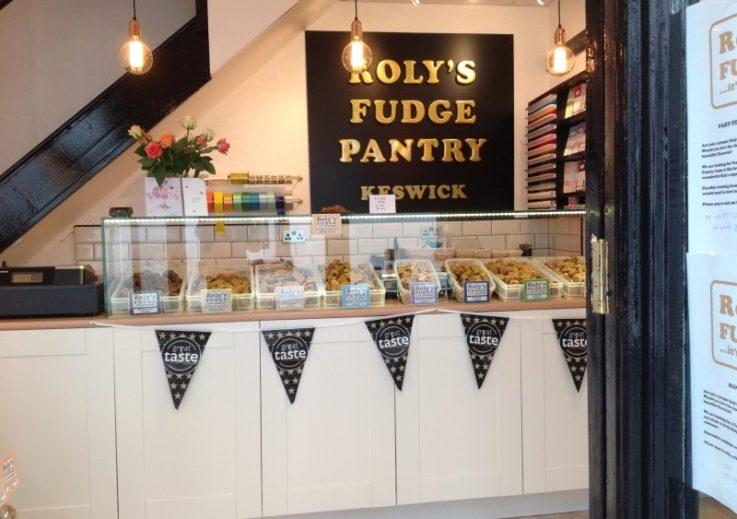 Roly's Fudge Keswick