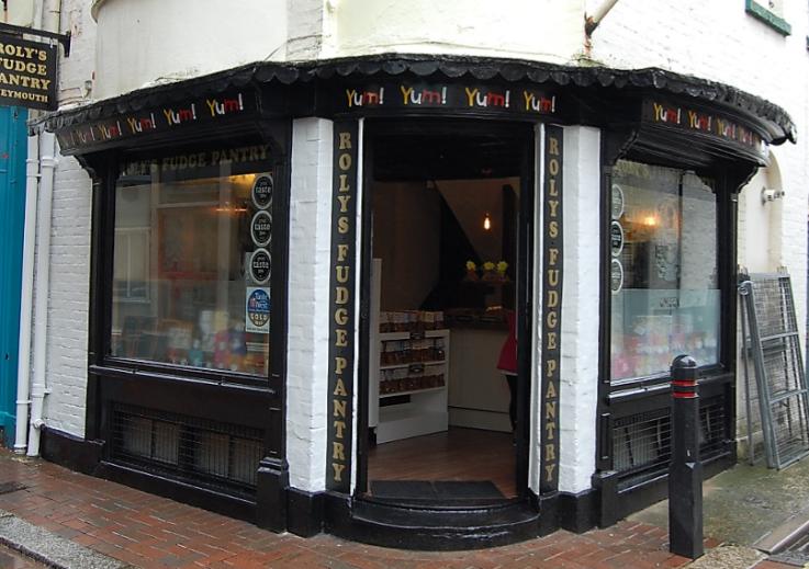 Roly's Fudge Weymouth