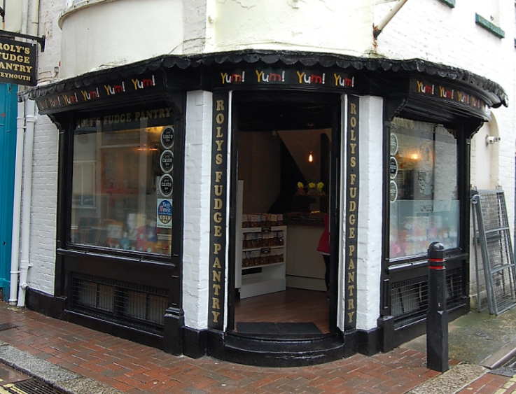 Roly's Fudge Weymouth