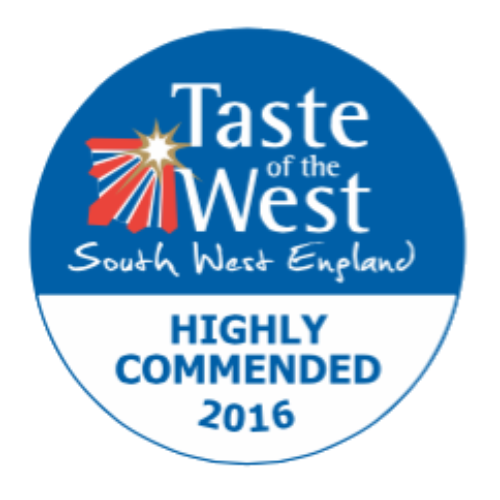 Highly Commended - Taste of the West 2016 - Hot Cross Bun and Lemon Meringue