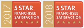 2017 2018 franchisee awards rolys fudge