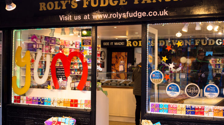 Roly's Fudge Brighton