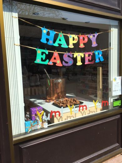 Minehead Easter Store Front