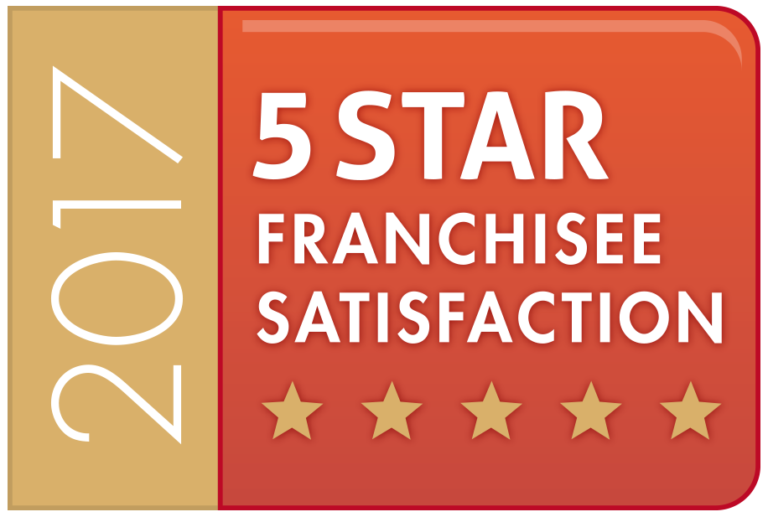 Best Franchise Awards 5 Star