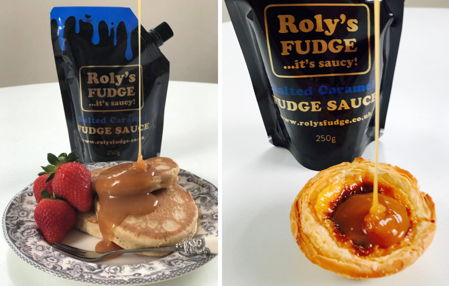 Roly's Fudge Sauce