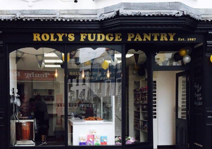 Roly's Fudge Tenby