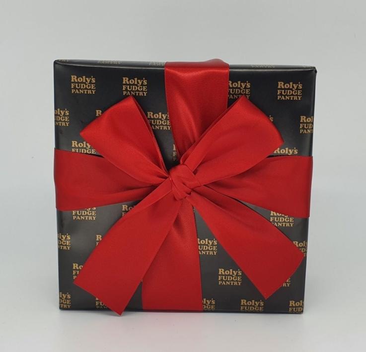 600g Black Fudge Box