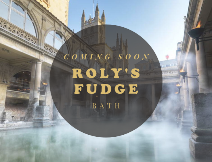 Roly's Fudge Shop Bath