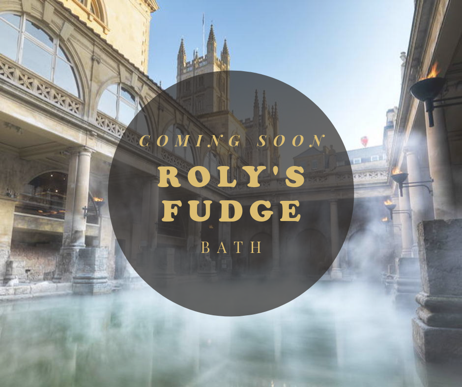 Roly's Fudge Shop Bath
