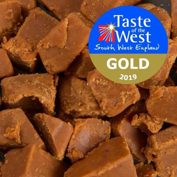 Award-winning Butterscotch Fudge