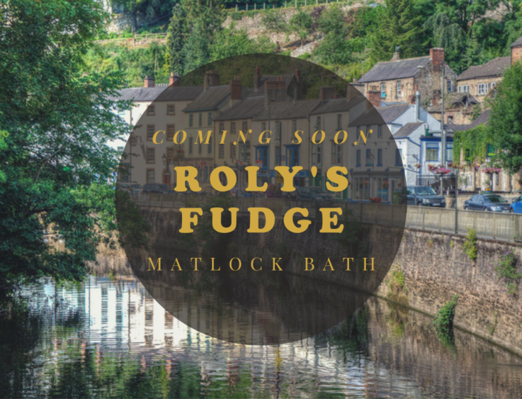 Roly's Fudge Matlock Bath