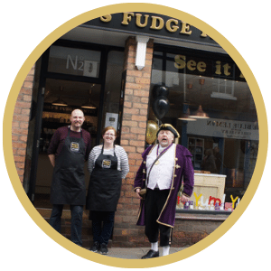 Roly's Fudge Shrewsbury