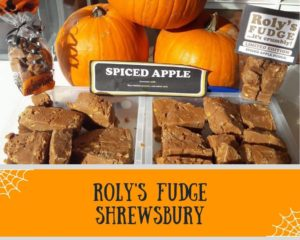 Shrewsbury Spiced Apple